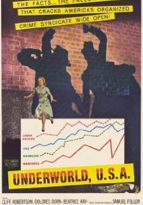 Underworld U.S.A.'s Poster