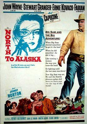 North to Alaska's Poster