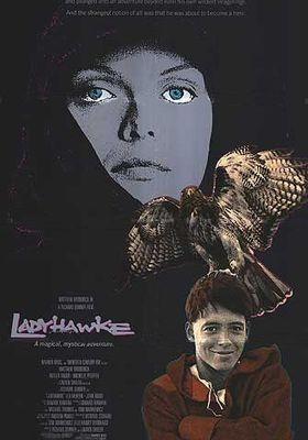 Ladyhawke's Poster