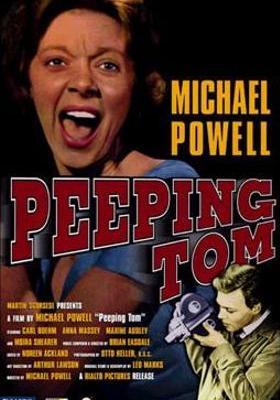 Peeping Tom's Poster