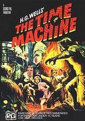 타임 머신의 포스터