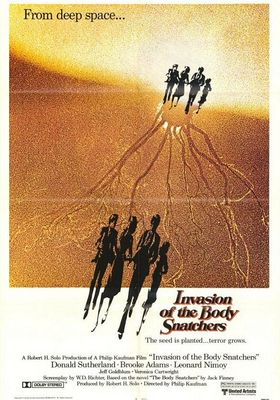 Invasion of the Body Snatchers's Poster