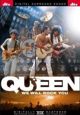We Will Rock You: Queen Live in Concert's Poster