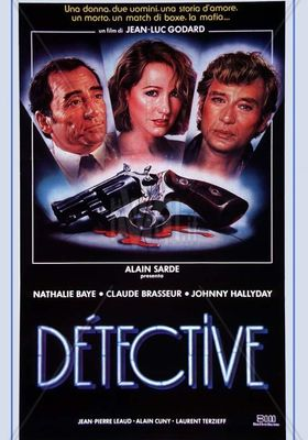 Detective's Poster
