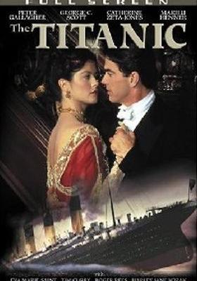 타이타닉의 포스터