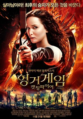 The Hunger Games: Catching Fire's Poster