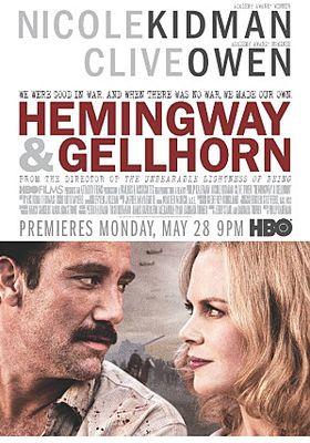 헤밍웨이 & 겔혼의 포스터