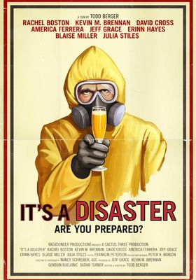 It's a Disaster's Poster