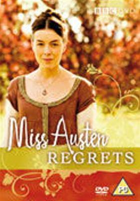 Miss Austen Regrets's Poster