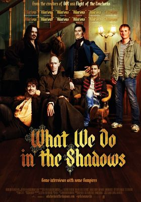 What We Do in the Shadows's Poster
