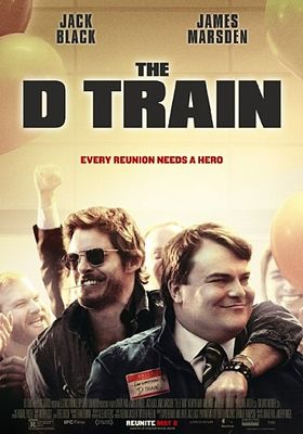 The D Train's Poster