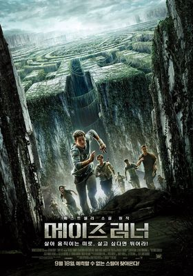 The Maze Runner's Poster