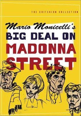 Big Deal on Madonna Street's Poster