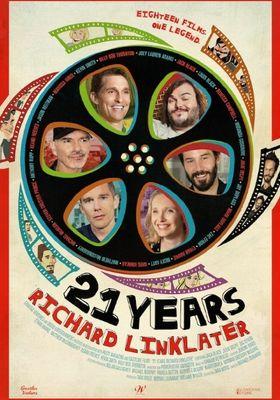 21 Years: Richard Linklater's Poster