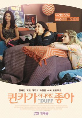 The DUFF's Poster