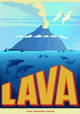 라바의 포스터