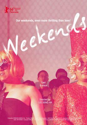 Weekends's Poster