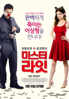 Mr. Right's Poster