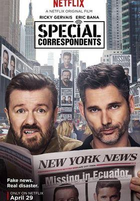 Special Correspondents's Poster
