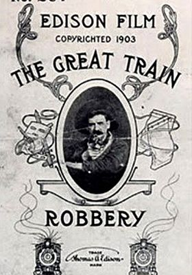 The Great Train Robbery's Poster
