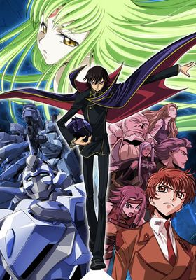 Code Geass: Lelouch of the Rebellion's Poster