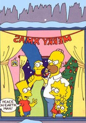 The Simpsons Season 5's Poster