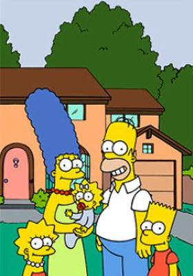 The Simpsons Season 9's Poster