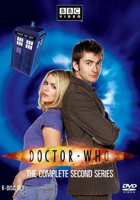 닥터 후 시즌 2의 포스터