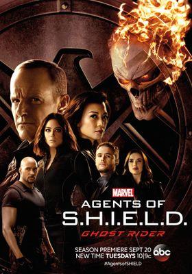 Marvel's Agents of S.H.I.E.L.D. Season 4's Poster