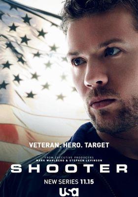 Shooter Season 1's Poster