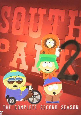 South Park Season 2's Poster