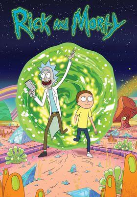 Rick and Morty Season 1's Poster