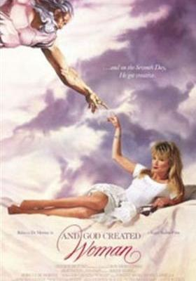 And God Created Woman's Poster
