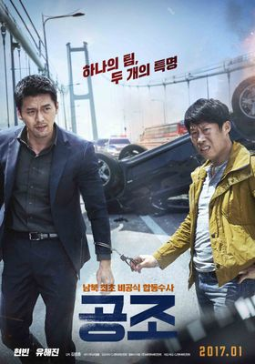 Confidential Assignment's Poster
