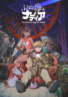 Nadia: The Secret of Blue Water's Poster