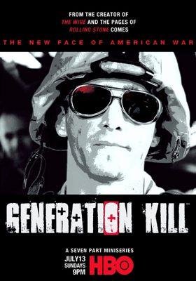 Generation Kill's Poster