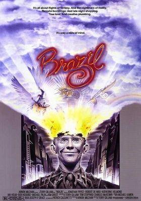 Brazil's Poster