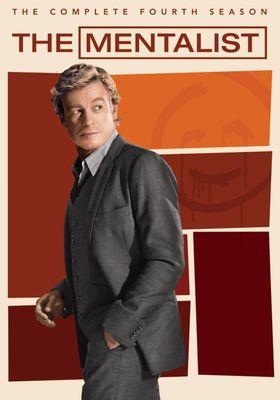 The Mentalist Season 4's Poster