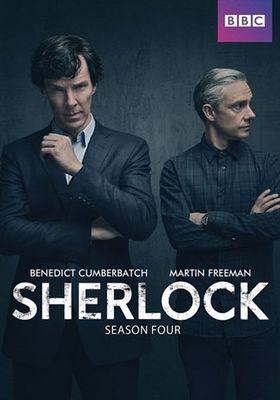 Sherlock Season 4's Poster