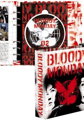 『ブラッディ・マンデイ シーズン2』のポスター