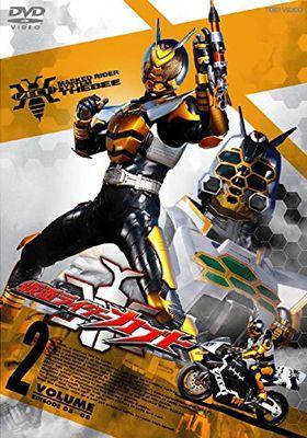 『仮面ライダーカブト』のポスター