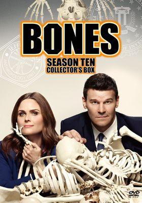 『BONES -骨は語る- シーズン10』のポスター