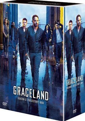 『グレイスランド 西海岸潜入捜査ファイル ファイナル・シーズン』のポスター