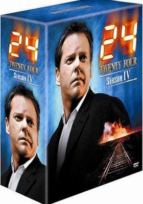 『24-TWENTY FOUR- シーズン4』のポスター