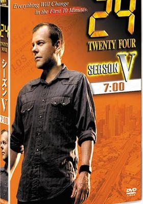 『24-TWENTY FOUR- シーズン5』のポスター