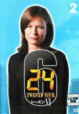 『24-TWENTY FOUR- シーズン6』のポスター