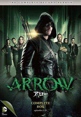 『ARROW/アロー <セカンド・シーズン>』のポスター