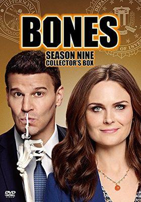 『BONES -骨は語る- シーズン9』のポスター