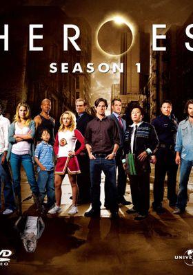 『HEROES シーズン1』のポスター