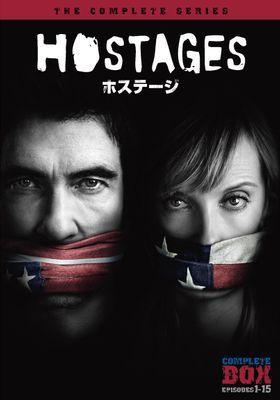 『HOSTAGES ホステージ』のポスター